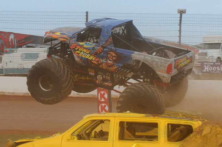 Concord north carolina the dirt track at charlotte for Charlotte motor speedway dirt track