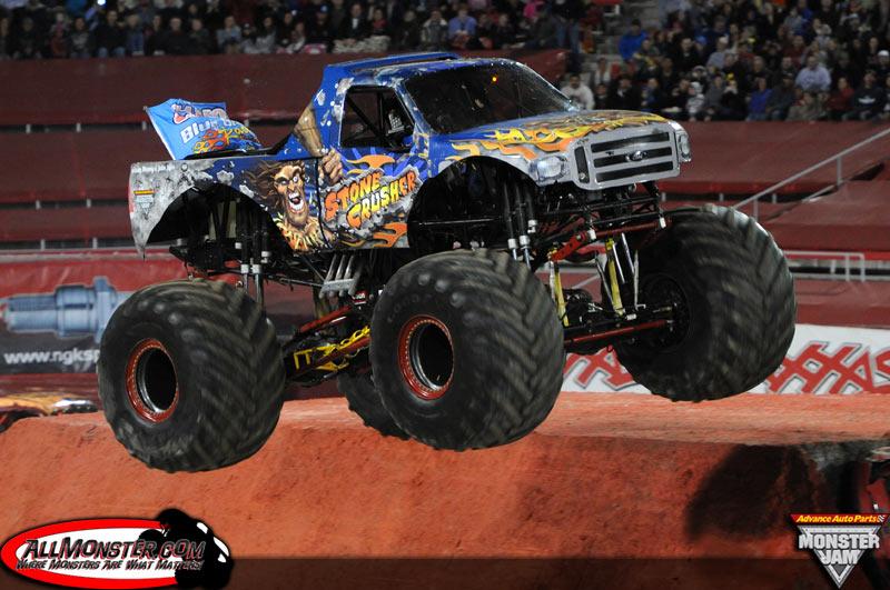 Monster Jam World Finals Las Vegas 2015