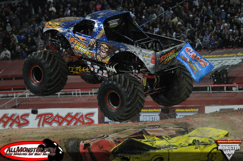 Las Vegas, Nevada – Monster Jam World Finals XIV – March 20-23